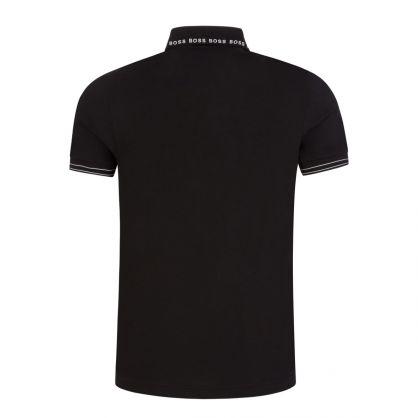 Black Paule Polo Shirt