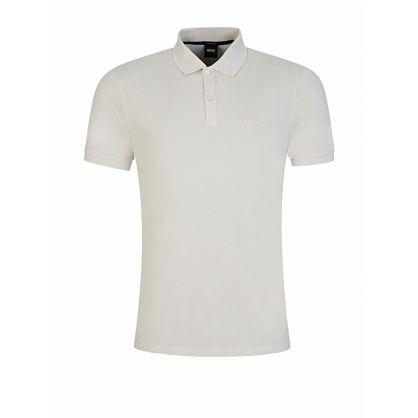 Menswear Beige Pallas Polo Shirt