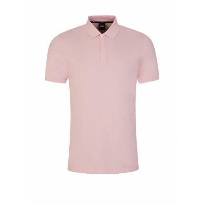 Pink Pallas Polo Shirt