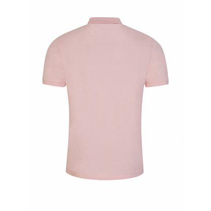 Pink Pallas Polo Shirt