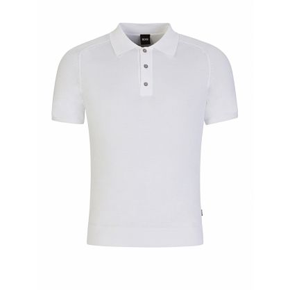 Menswear White Ipaolo Polo Shirt