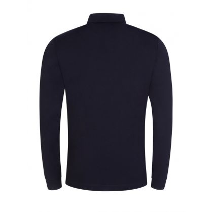 Dark Blue Pado11 Polo Shirt