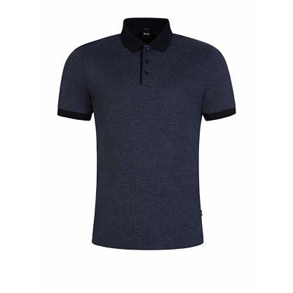 Menswear Navy Piket 32 Polo Shirt