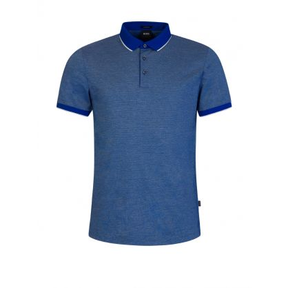 Blue Prout 25 Polo Shirt