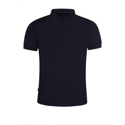 Navy Polston 18 Polo Shirt