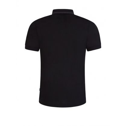 Black Polston 18 Polo Shirt