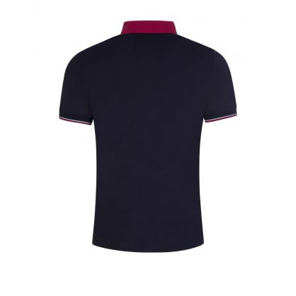 Navy Parlay 95 Polo Shirt