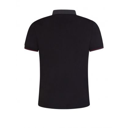 Black Parlay 95 Polo Shirt