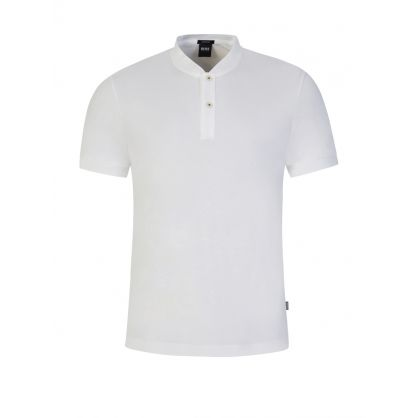 White Pratt 05 Polo Shirt