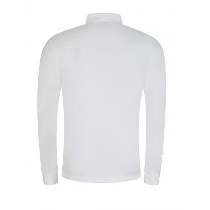 White Pado11 Polo Shirt