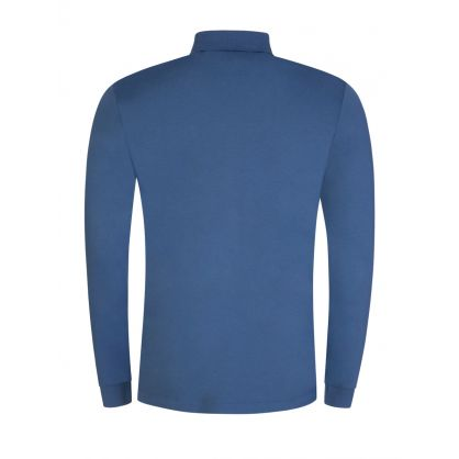 Blue Pado11 Polo Shirt