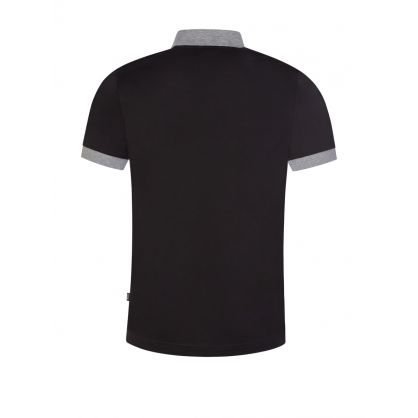Black Parlay 115 Polo Shirt