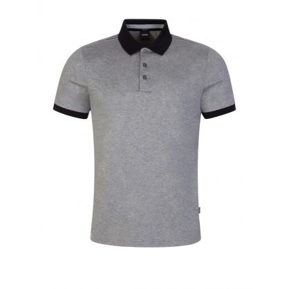 Grey Parlay 115 Polo Shirt