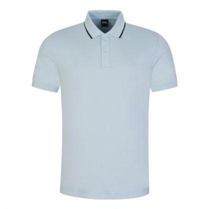 Parlay 104 Pastel Blue Polo Shirt