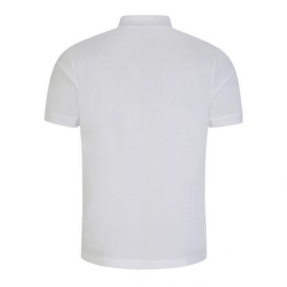 White Parlay 125 Polo Shirt