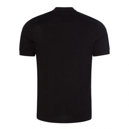 Black Tailored T-Preston Polo Shirt