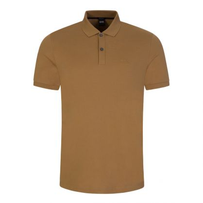 Brown Pallas Polo Shirt