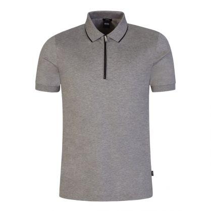 Grey Polston 22 Polo Shirt