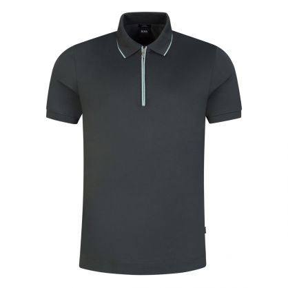 Dark Green Poston 22 Polo Shirt