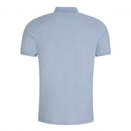 Pastel Blue Pallas Polo Shirt