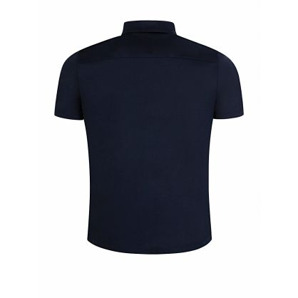 Menswear Navy Slim-Fit Dasili Polo Shirt