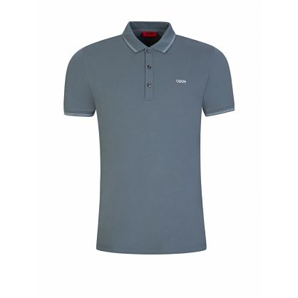 BOSS Menswear Grey Dinoso203 Polo Shirt