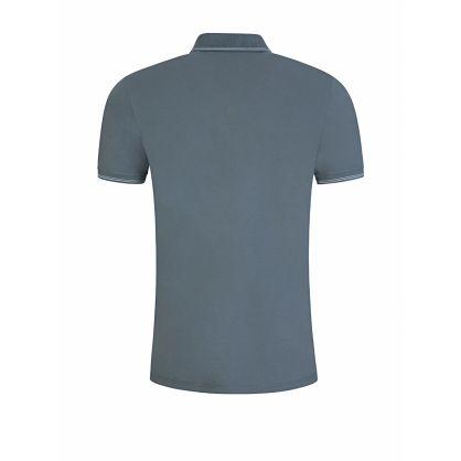 BOSS Menswear Grey Dinoso203 Polo Shirt