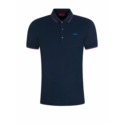 BOSS Menswear Navy Dinoso203 Polo Shirt