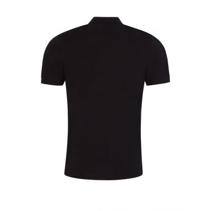 Black Dereso Polo Shirt