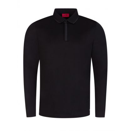 Black Denoz Polo Shirt