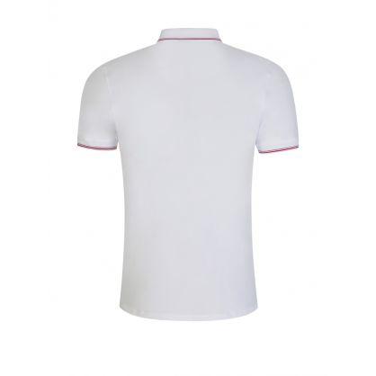 White Dinoso 211 Polo Shirt
