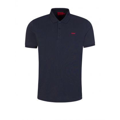 Dark Blue Donos212 Polo Shirt