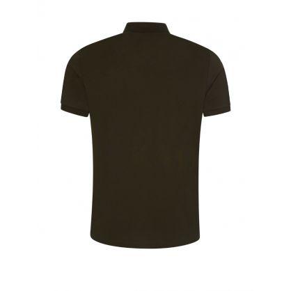 Dark Green Donos212 Polo Shirt