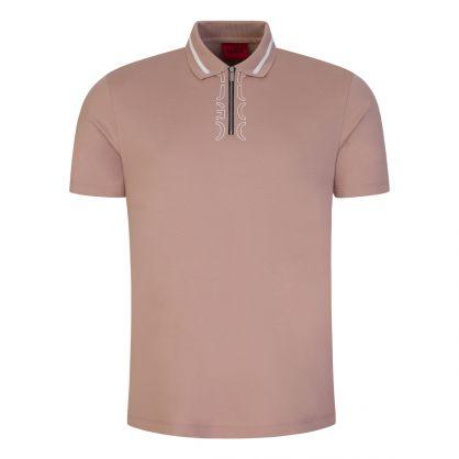 Pink Dolmar213 Polo Shirt