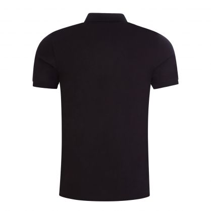 Black Slim-Fit Dinos202 Polo Shirt
