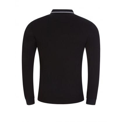 Black Tipped Polo Shirt