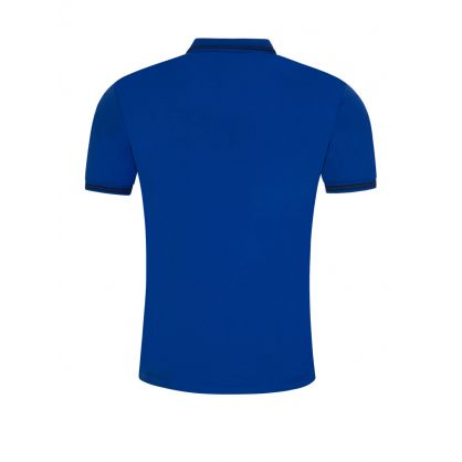Blue Tipped Polo Shirt