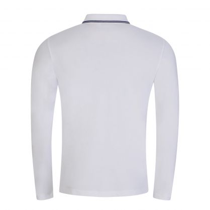 White Essential Collection Polo Shirt