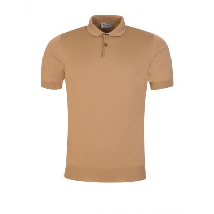 Brown Cpayton Polo Shirt