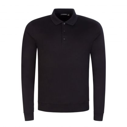 Black Adam Sweater Polo Shirt
