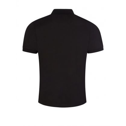 Black Bolt Polo Shirt