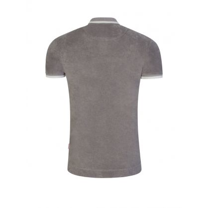 Grey Jarrett Towelling Polo