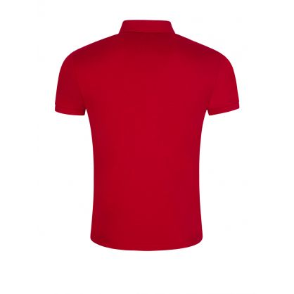 Red Soft Touch Pima Polo Shirt