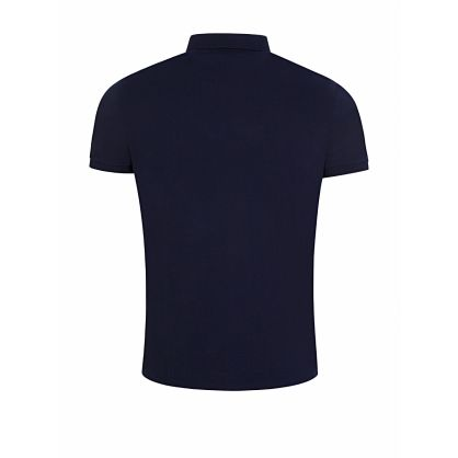 Navy Sport Bear Polo Shirt