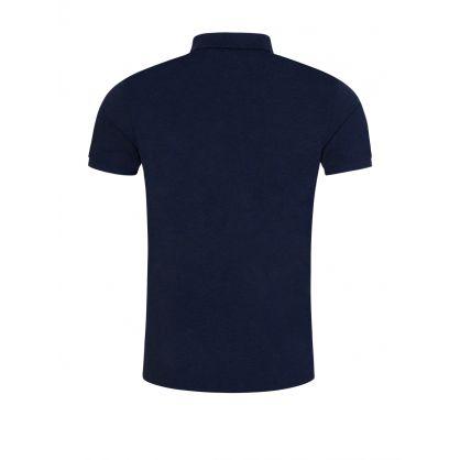 Blue Fresco Mesh Polo Shirt