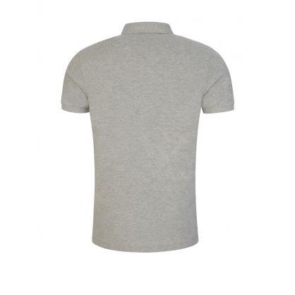 Grey Bear Mesh Cotton Polo