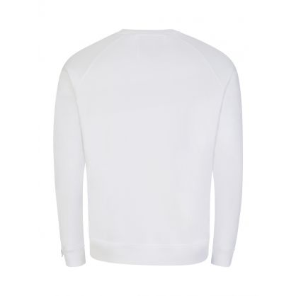 x Russell Athletic White Stedman Sweatshirt