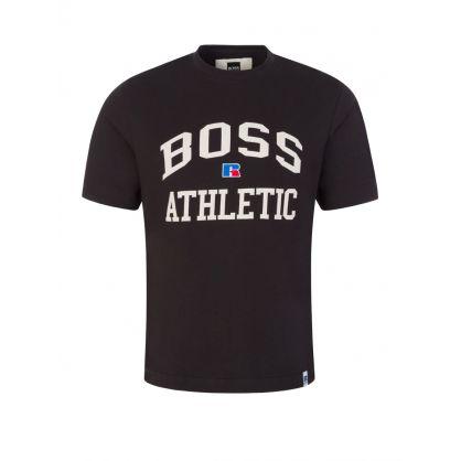 Black BOSS Athletic T-Shirt