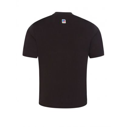 Black BOSS Athletic T-Shirt