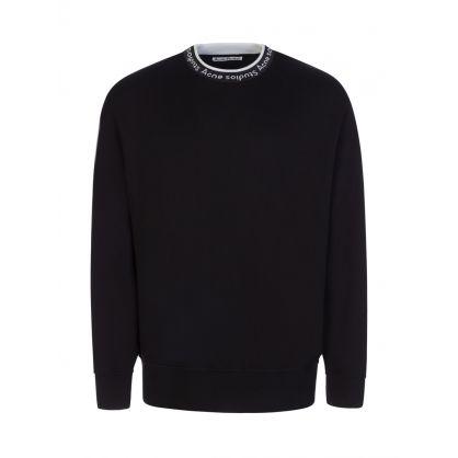 Black Fulton Sweatshirt